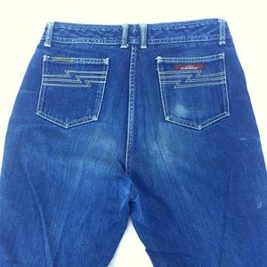 Vintage High Waisted Jordache Flared Jeans